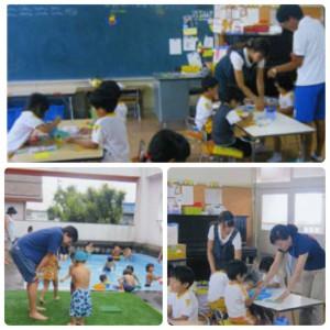 幼稚園での育ちを小学校につなぐための研究