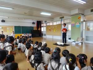 日常/AED講習(ながもり・第二)