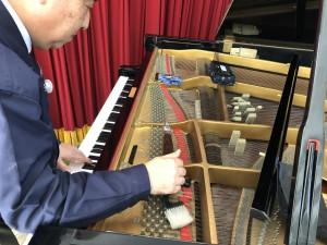 日常/ピアノの調律(第二)