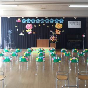 行事/ 卒園式(ながもり・第二)