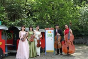 行事/今年も弦楽コンサート(ながもり・第二)
