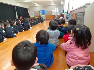 行事/日野小学校へ行きました(第二)