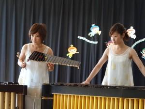 日常/マリンバの美しい音色(ながもり・第二)