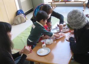 未就園児/ ぴよぴよ12月を写真で振り返ります(親子の広場ぴよぴよ)